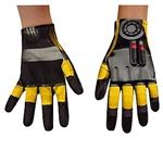 Boy's Transformers Bumblebee Gloves