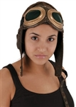 Steampunk Aviator Cap