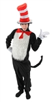 Deluxe Dr. Seuss Cat in the Hat Costume