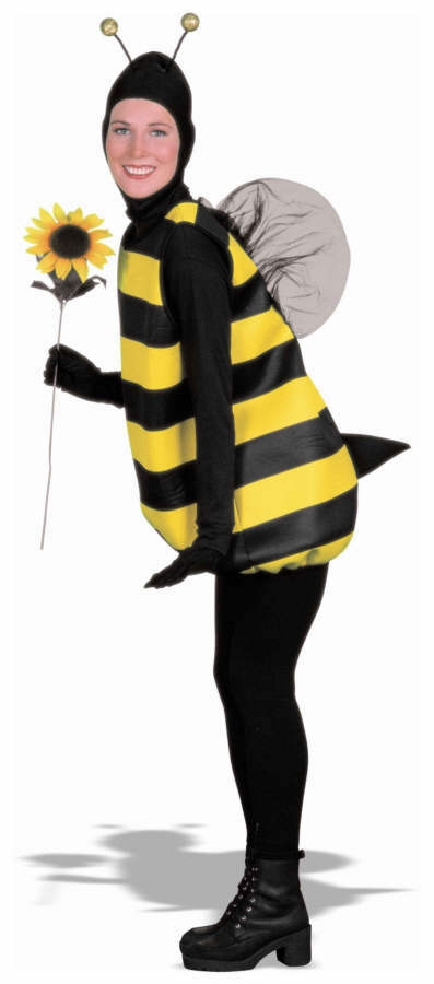 Adult Bumble Bee Costume  sc 1 st  SpookShop & Adult Bumble Bee Costume - Halloween