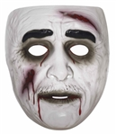Transparent Zombie Mask - Male