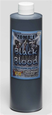 Pint of Black Zombie Blood