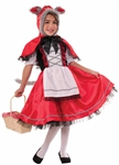 Lil Red Riding Wolf Costume