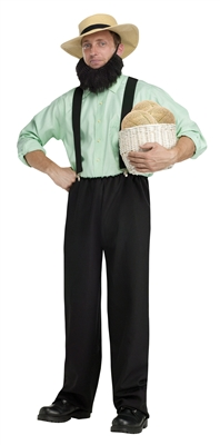 Adult Amish Man Costume