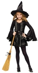 Girl's Stitch Witch Halloween Costume