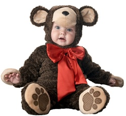 Deluxe Infant Teddy Bear Costume