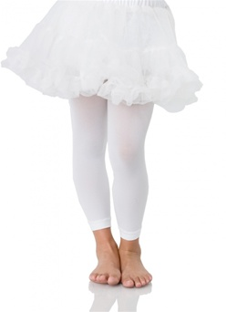 Girl's White Petticoat