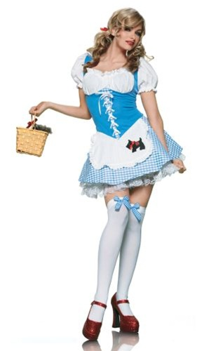 Sexy dorothy outfit