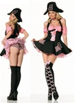 Pink Pirate Costumes