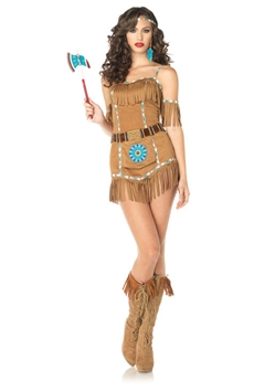 Hot Indian Costume