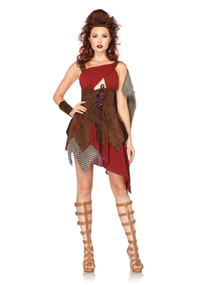 Deadly Huntress Costume