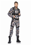 Paratrooper Flight Suit Costume