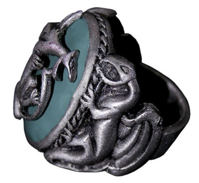 Pirates of the Caribbean Jack Sparrow Dragon Ring