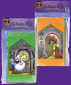 Halloween Party Bags Set