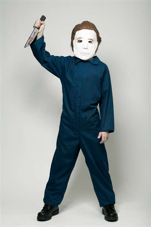 sc 1 st  SpookShop & Michael Myers Boys Costume