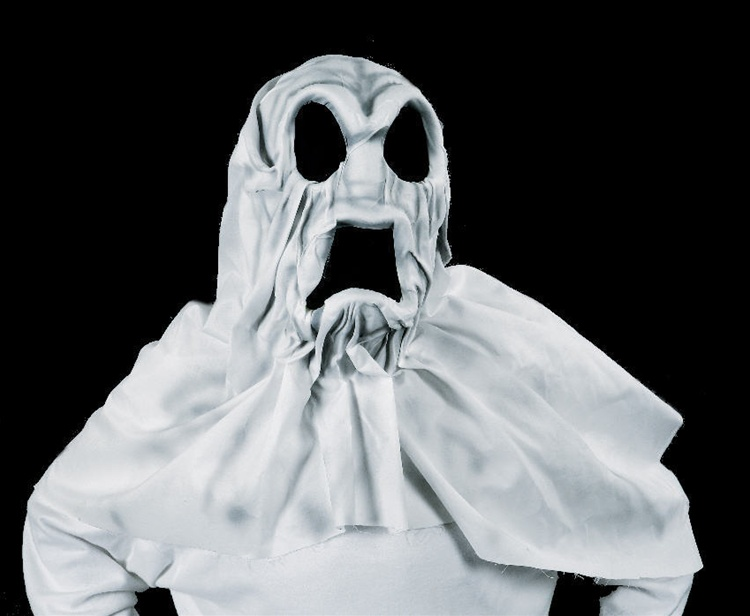 The Unexpected Ghost Mask