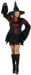 Witch Plus Size Halloween Costume
