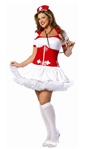 Plus Size Sexy Nurse Costumes