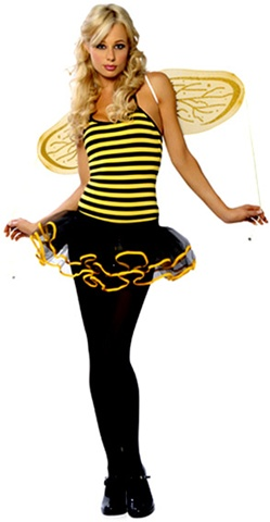 Bumble Bee Sexy Costume