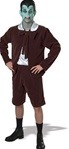 Eddie Munster Adult Costume
