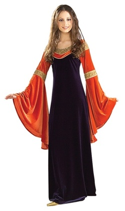 Deluxe Arwen Adult Costume - Gown