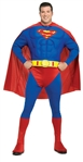 Plus Size Superman Muscle Costume
