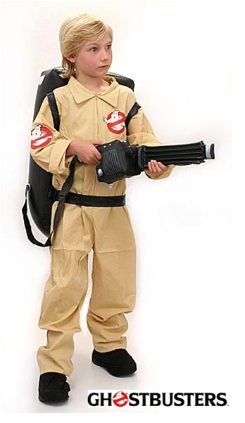 sc 1 st  SpookShop & Child Ghostbusters Costume