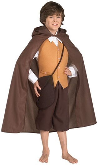 Alternative Views  sc 1 st  SpookShop & Kids Hobbit Costume