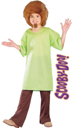 Child Shaggy Costume - Scooby Doo