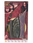 Lord of the Rings - Legolas Costume Kit - Bow and Arrow Set
