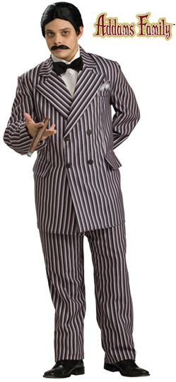 Deluxe Gomez Addams Costume - X-LARGE