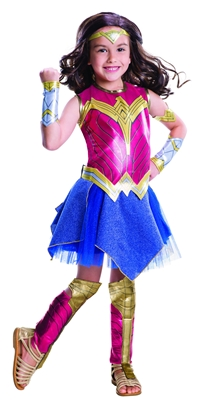 Deluxe Kids Wonder Woman Costume
