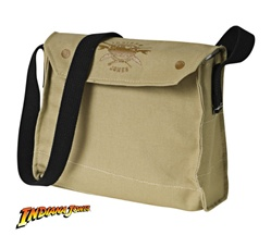 Indiana Jones Costume Satchel