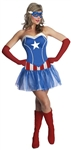 Women's American Dream Tutu Costume