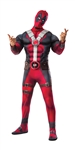 Men's Deluxe Deadpool Costume