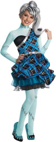 Girl's Frankie Stein Costume - Sweet 1600