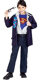 Kids Clark Kent Costume Superman