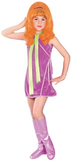 Daphne Child Costume
