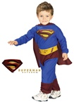 Toddler Boys Superman Returns Costume