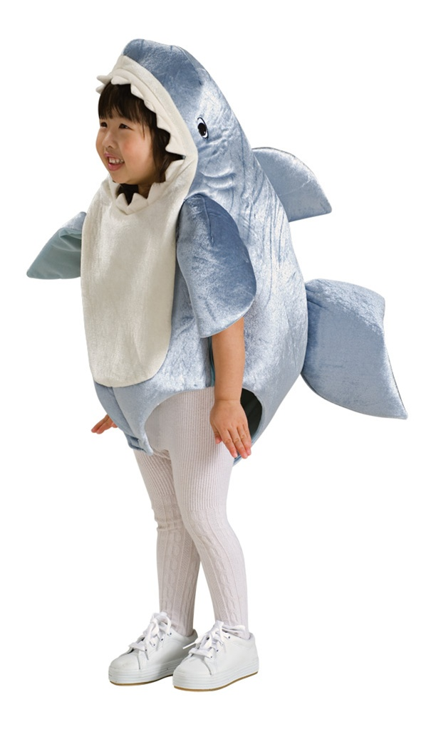 Alternative Views  sc 1 st  SpookShop & Baby Shark Costume - newborn infant toddler