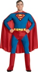 Classic Superman Adult Costume