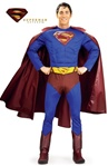 Supreme Edition Adult Superman Costume