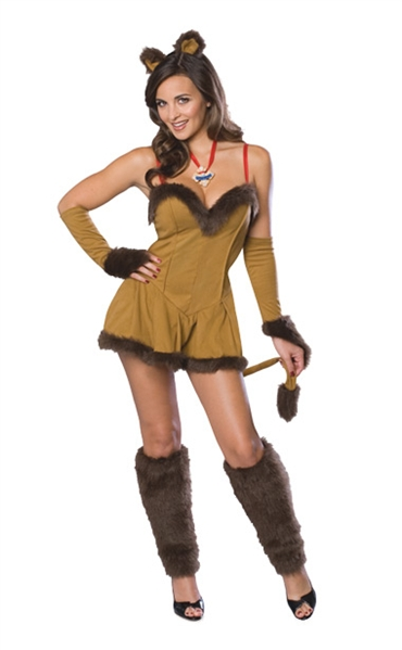 Sexy Cowardly Lion Costume