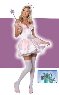 Wizard of Oz - Adult Sexy Glinda Costume