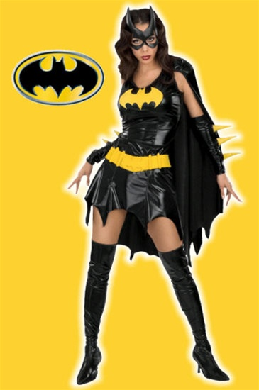 Alternative Views : batgirl costume adult  - Germanpascual.Com