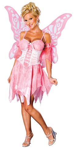 Sexy Sugar Plum Fairy Adult Costume