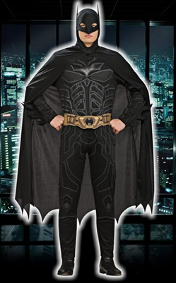 Dark Knight Costume - Adult