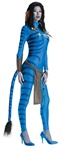 Licensed Sexy Neytiri Avatar Costume