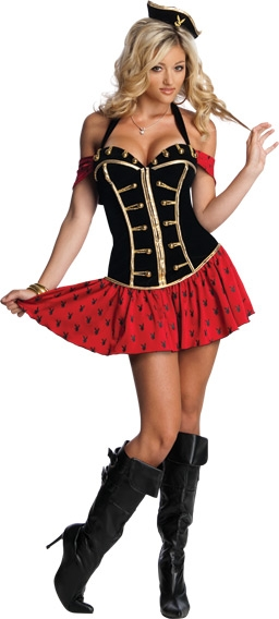 Playboy Pirate Wench Costume