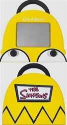 The Simpsons Homer Simpson Etch A Sketch
